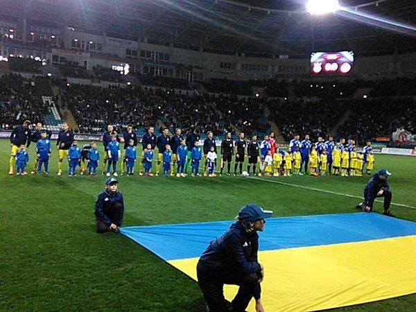 Украина - Кипр - 1-0: тяжелая победа в первом матче Шевченко (5)