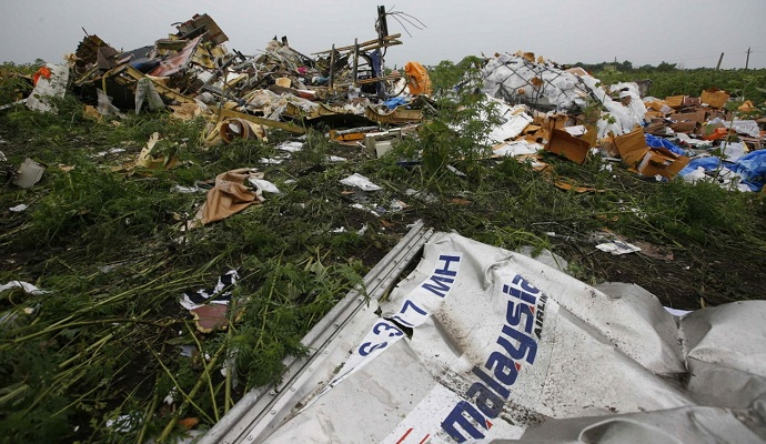 Родственники жертв рейса MH17 просят опубликовать радиолокационные изображения