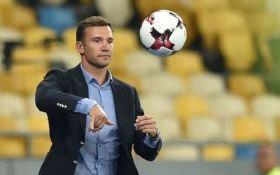 Шевченко: один или два игрока из резерва приедут в сборную