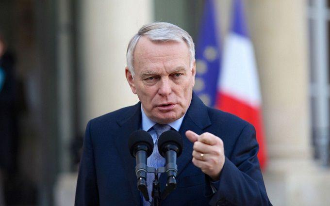Франция недопустит иностранного вмешательства впроцесс выборов -- руководитель МИД