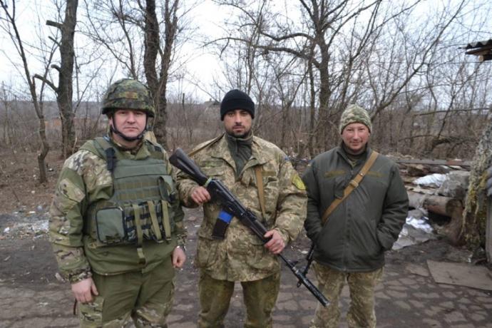 На Донбассе захватили российское оружие: появились фото и видео (1)