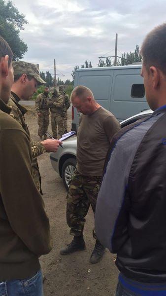 Командира в зоні АТО спіймали на продажу боєприпасів: з'явилися фото (1)