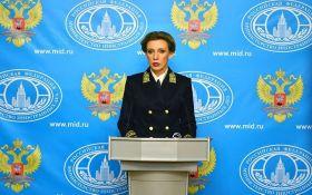 РФ впервые отреагировала на планы Киева расширить антироссийские санкции