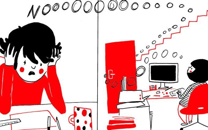 Как прекрасно быть вместе: веселые комиксы о семейной жизни