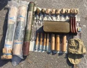 Находка горы оружия под Одессой: СБУ раскрыла пугающие подробности