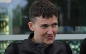 Вывернутые персонажи: в Украине рассказали, как Савченко помогает главарю ДНР