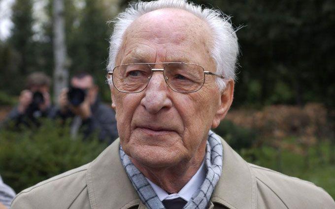 Экс-министр обороны ГДР Кесслер скончался ввозрасте 97 лет