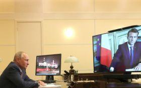 У Путина раскрыли детали срочных переговоров с Макрона - что известно
