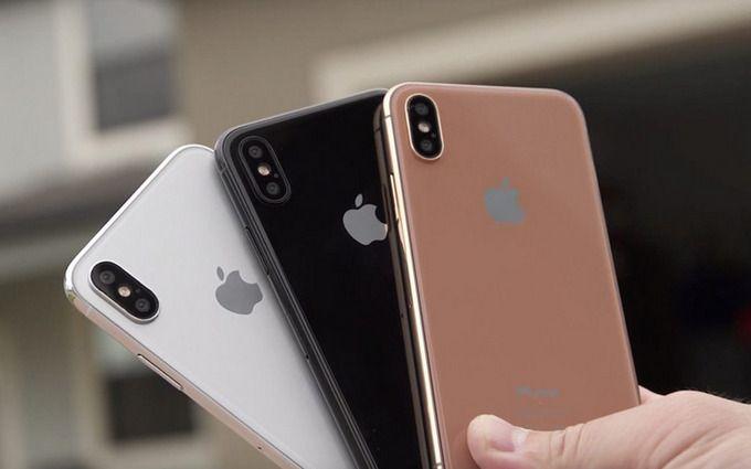 Темпы продаж iPhone Xв24 раза опережают темпы продаж iPhone 8