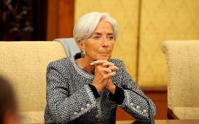 Програють усі: голова МВФ розповіла про можливі наслідки торгової війни