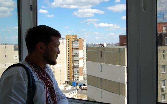 Колишній український в'язень Путіна отримав квартиру в Києві: з'явилися фото