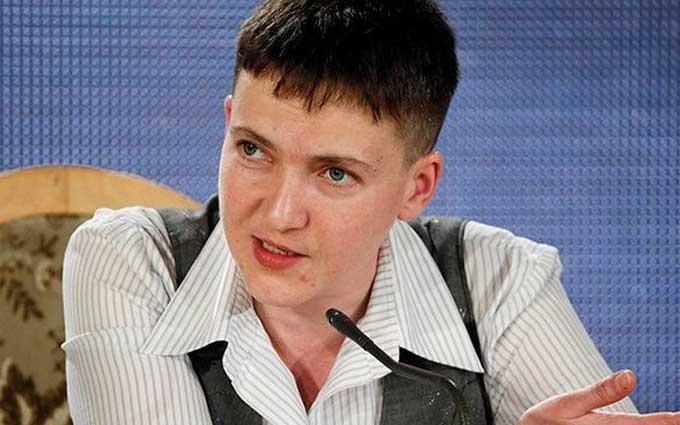 Савченко зробила резонансну заяву щодо санкцій проти Росії: з'явилося відео
