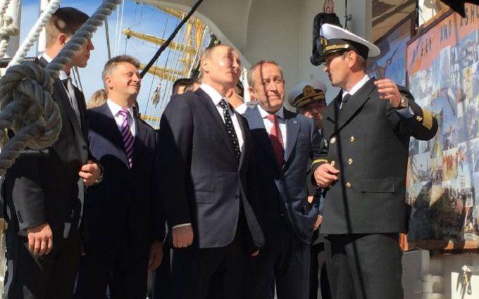 У мережі знайшли новий привід висміяти Путіна: з'явилися фото і відео
