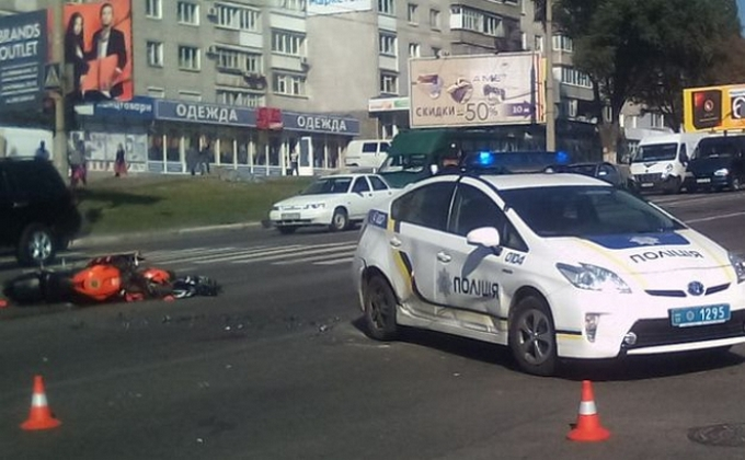 На Полтавщині сталася серйозна ДТП з поліцією: з'явилися фото і відео (1)