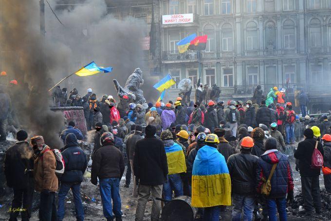 """Київ відреагував на скандальну заяву про """"фальшиву"""" Революцію Гідності"""