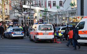 Наезд машины на людей в Германии: появилось трагическое известие