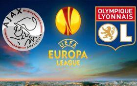 Аякс - Олимпик Лион - 4-1: видео голов матча 1/2 финала Лиги Европы