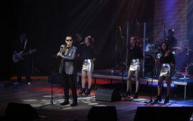 Російські зірки дали концерт в окупованому Донецьку: опубліковано відео