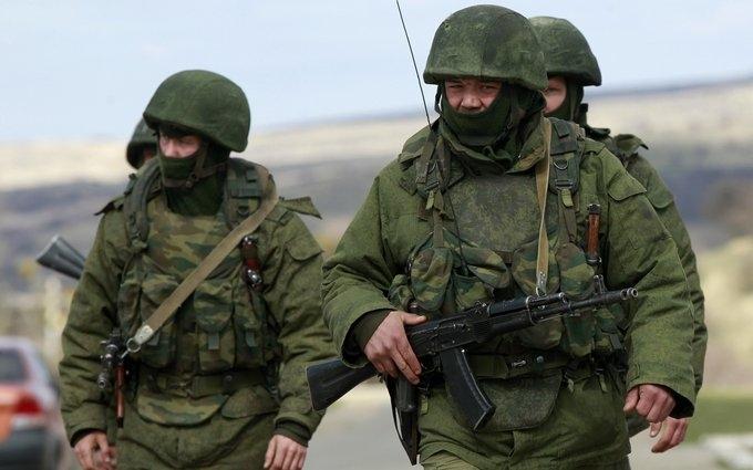 Розвідка дізналася про вторгнення нових російських військових на Донбас
