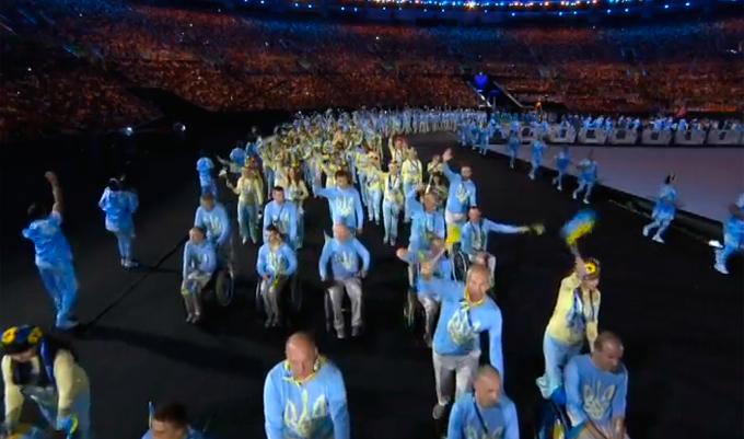 Церемония открытия Паралимпиады-2016: фото и видео из Рио (48)