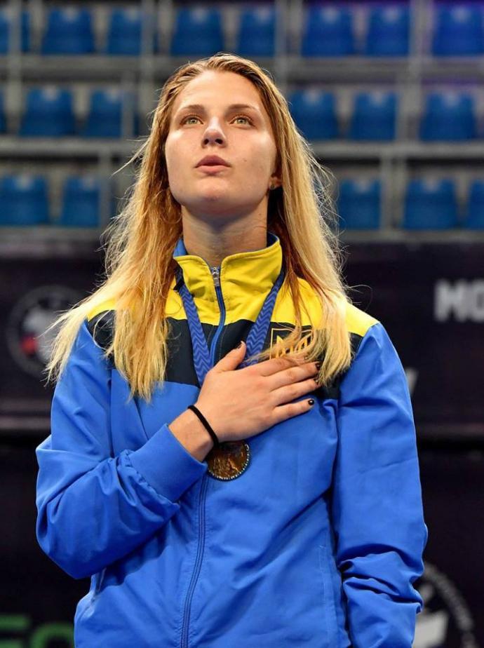 Легендарна українка Харлан феєрично завоювала Москву: опубліковано відео (1)