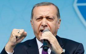 Ердоган заявив про знищення в Сирії 268 курдських бойовиків
