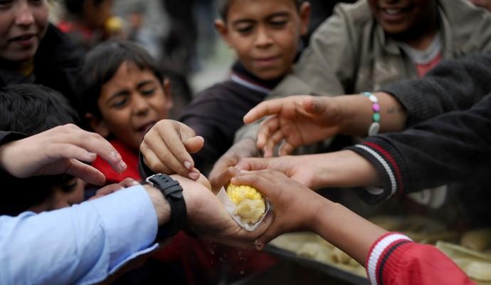 Голод в Сирії - заборонена зброя війни - ООН