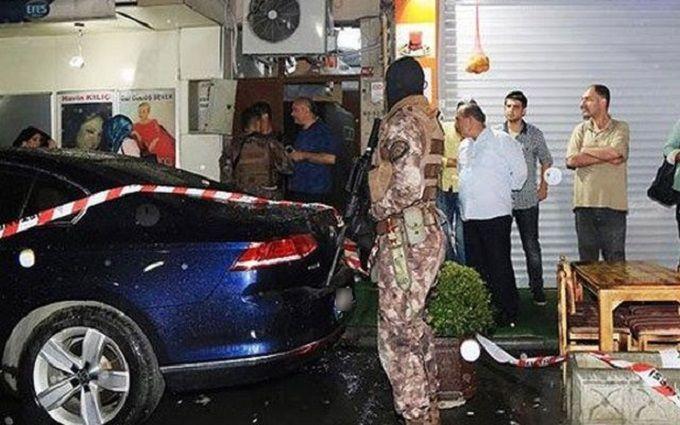 У Стамбулі стався вибух у нічному клубі: з'явилися фото