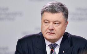 Блокада Донбасу: Порошенко виступив із резонансним звинуваченням