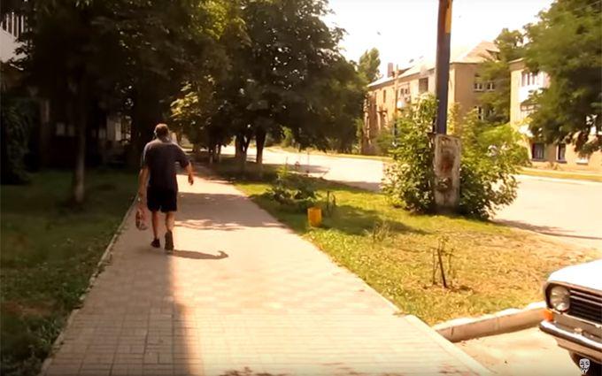 Життя за ЛНР: з'явилося показове відео з Луганська