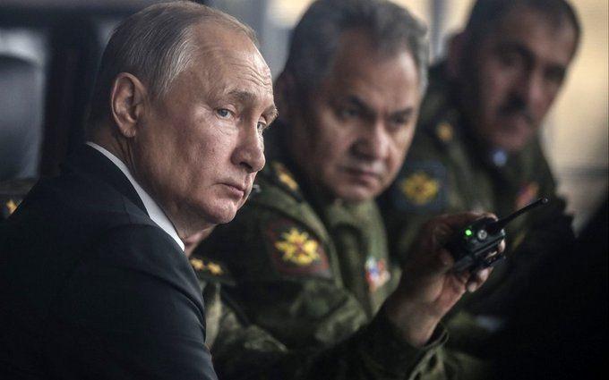 У Росії озвучили військовий план Путіна проти України