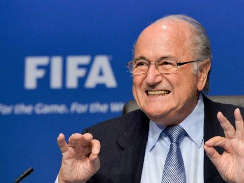 Блаттер на 90 днів відсторонений від виконання обов'язків президента ФІФА - ЗМІ (1)