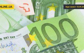 Курс валют на сегодня 18 сентября - доллар стал дешевле, евро стал дешевле