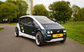У Нідерландах створили автомобіль, що розкладається природнім шляхом: з'явилося відео