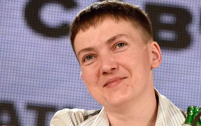 Бред собачий: Савченко разъяснила, хочет ли занять место Порошенко