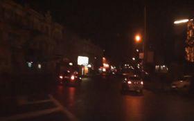 В Киеве полицейские гнались за пьяным водителем: видео момента погони