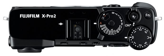 Компанія Fujifilm представила флагманську бездзеркалку X-Pro2 (4 фото) (3)