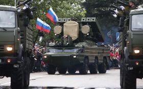 С танками и советскими песнями: сеть шокирована репетицией парада в Крыму