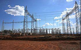 """В """"Укрэнерго"""" сообщили о прекращении поставок электроэнергии в ЛНР"""