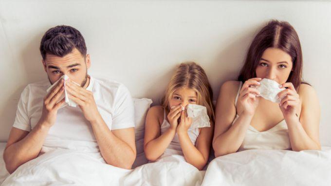 Жителів Європи вбиває вірус