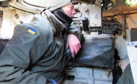 Как украинские военные готовятся к боям в зоне АТО: появились фото (1)