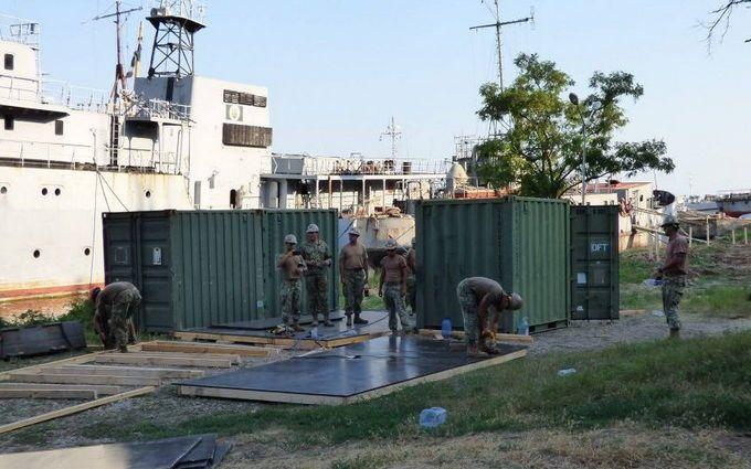 США будують для ЗСУ командний центр на Миколаївщині: опубліковані фото