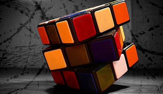 Установлен новый рекорд сбора кубика Рубика