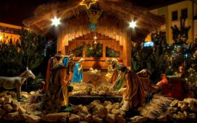 25 декабря - в Украине отмечают католическое Рождество