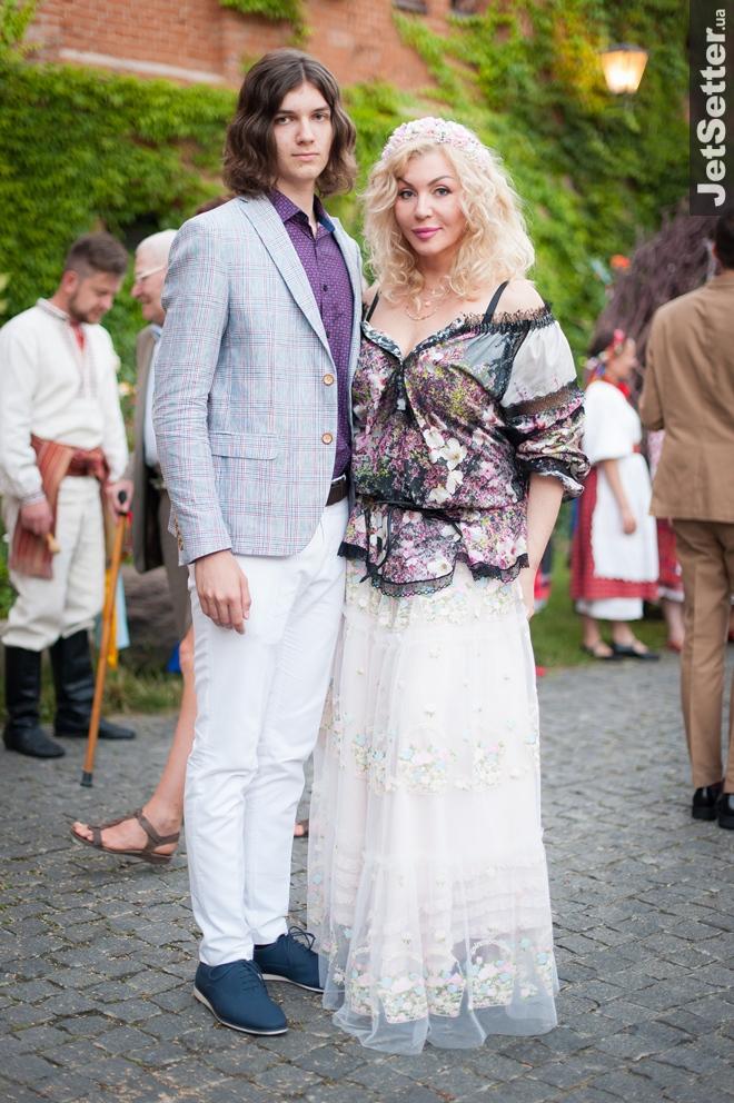 Українські зірки колоритно погуляли на весіллі у Нікітіна: з'явилися фото (2)
