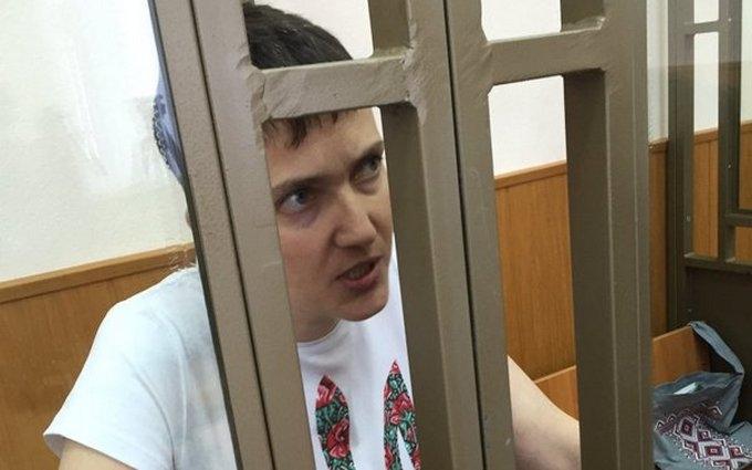 Суд объявил дату вынесения приговора Савченко, Надежда в ответ спела гимн