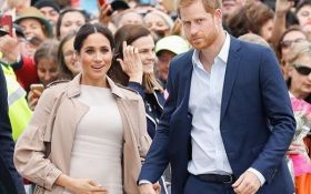 Королевский скандал: названа причина внезапного переезда Меган Маркл и принца Гарри
