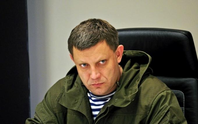 Ватажок ДНР заявив, що був на Майдані