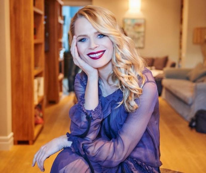 Ольга Фреймут вдруге стане мамою