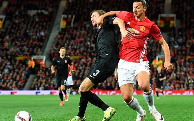 Зоря - Манчестер Юнайтед: прогноз букмекерів на матч